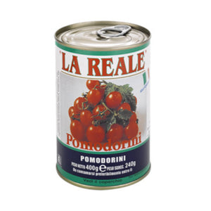Cherry tomatoes by La Reale 400g