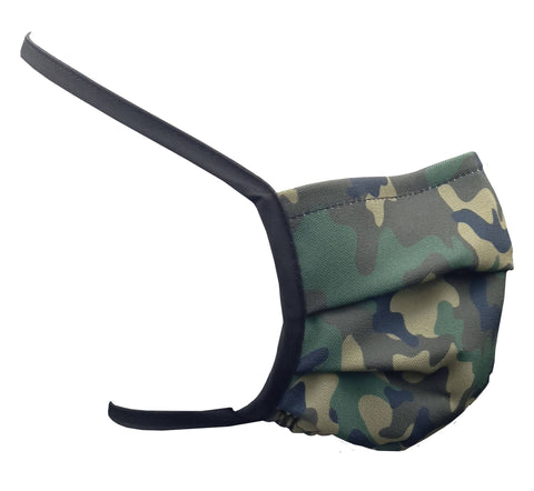 Classic Camouflage Face Mask - next-generation healthcare PPE
