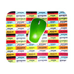 DNA Mouse Pad - Anesthesia Drug Labels - next-generation healthcare PPE