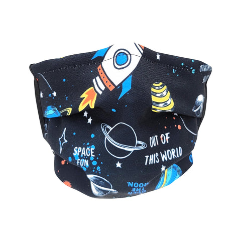 Space Kids Face Mask - next-generation healthcare PPE