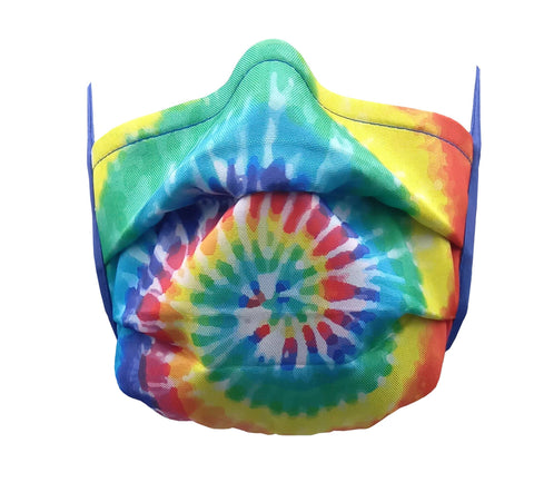 Tie Dye Adult Face Mask - next-generation healthcare PPE