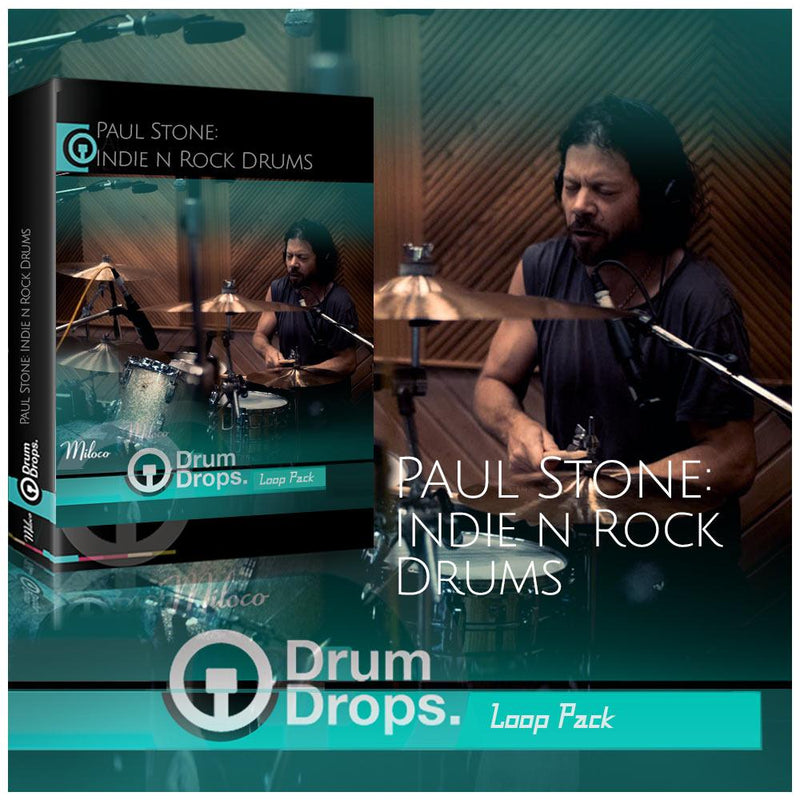 New Paul Stone Indie N Rock Pack Released