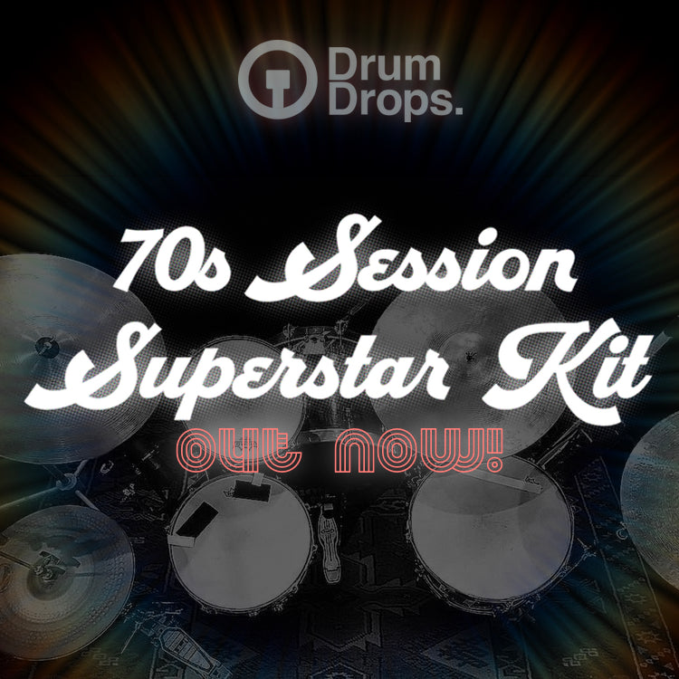 Out Now: 70s Session Superstar Kit