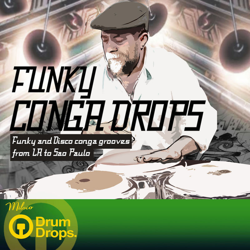 New Release: Funky Conga Drops