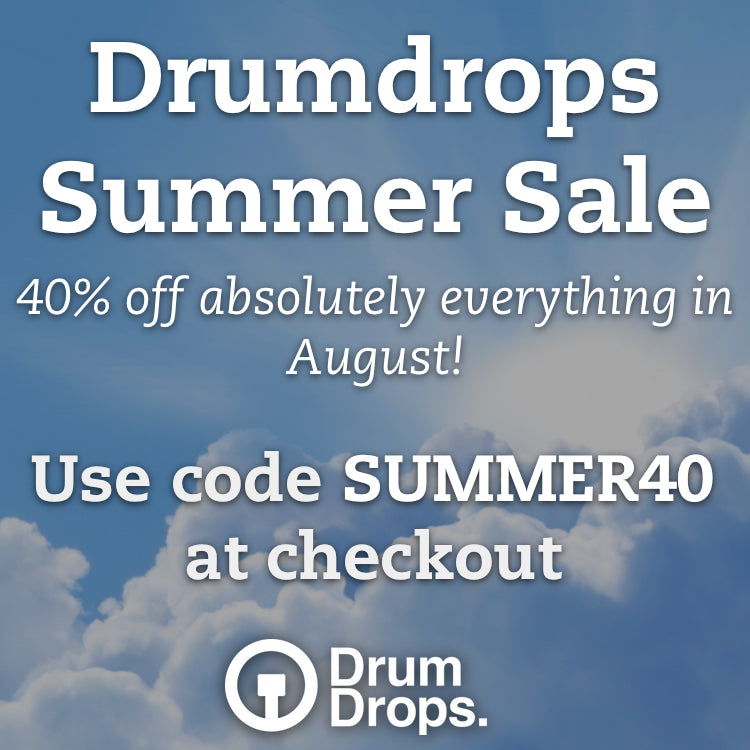Summer Sale - 40% off everything!