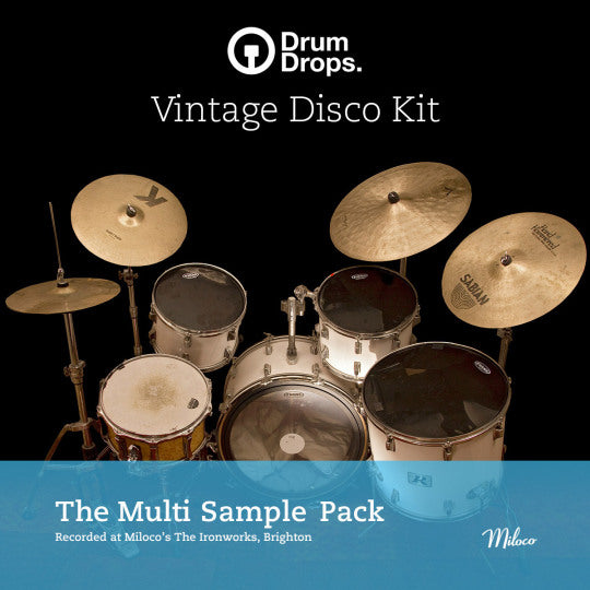 Introducing the Vintage Disco Kit - Sample Packs