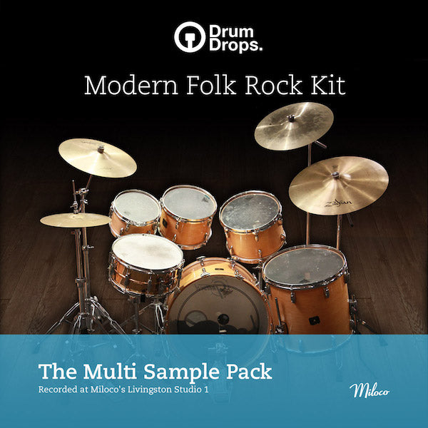 Modern Folk Rock Kit