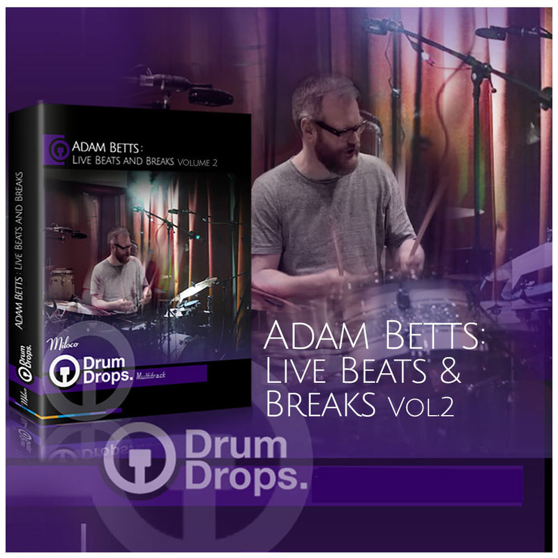Adam Betts Beats & Breaks 2