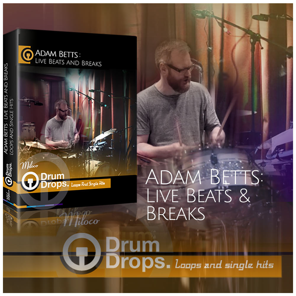 Adam Betts Beats & Breaks 1