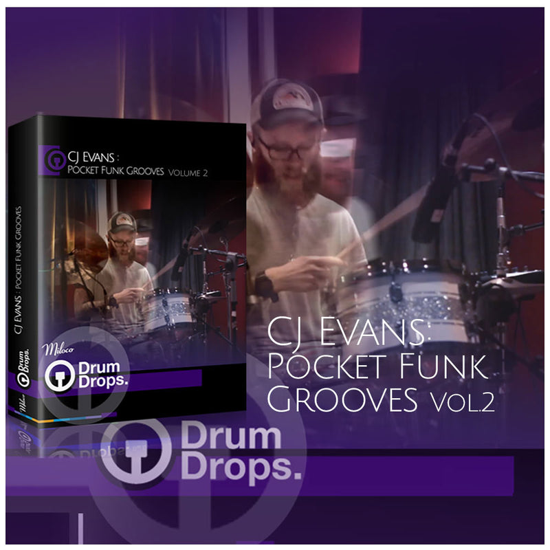CJ Evans Pocket Funk Vol 2