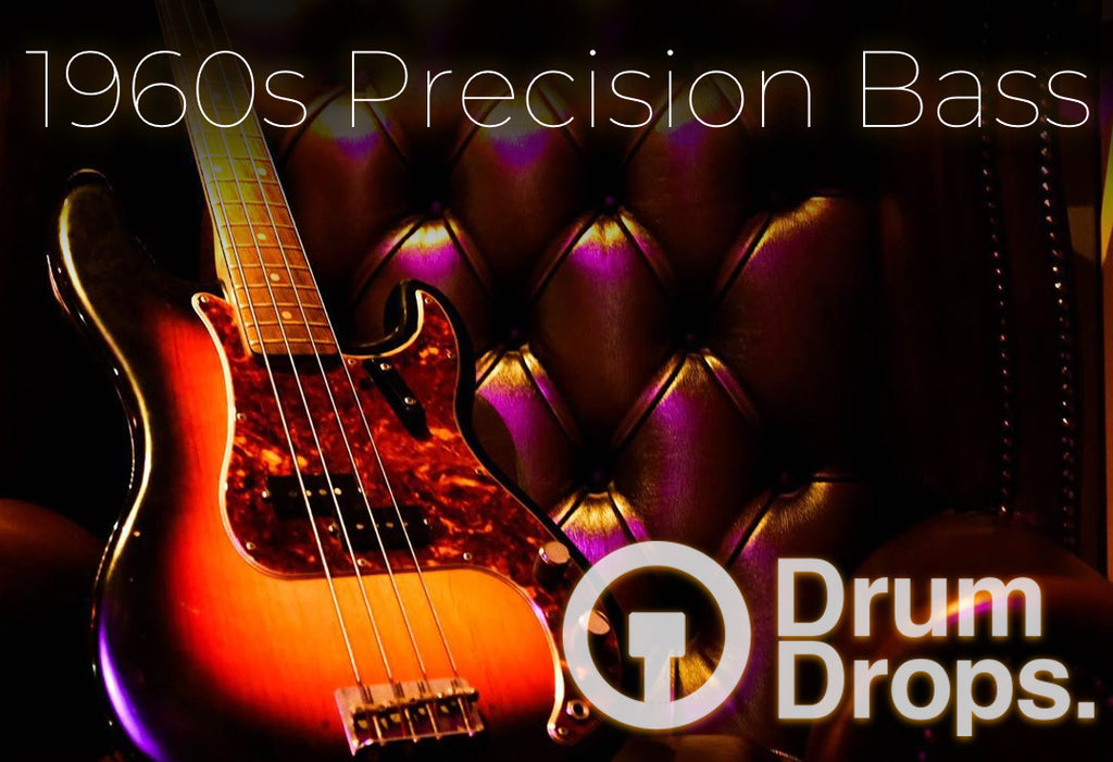 1960s Precision Bass (Free Pack)