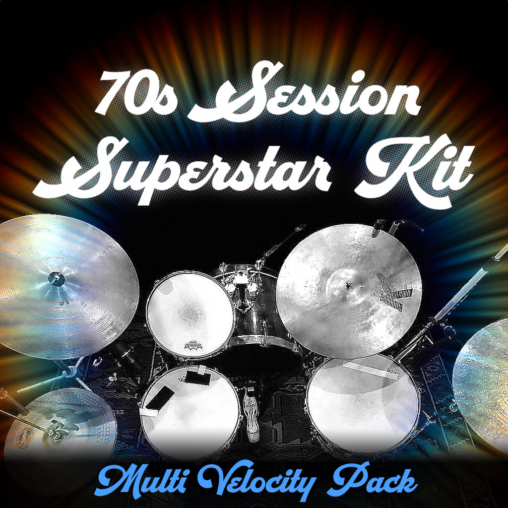 70s Session Superstar Kit