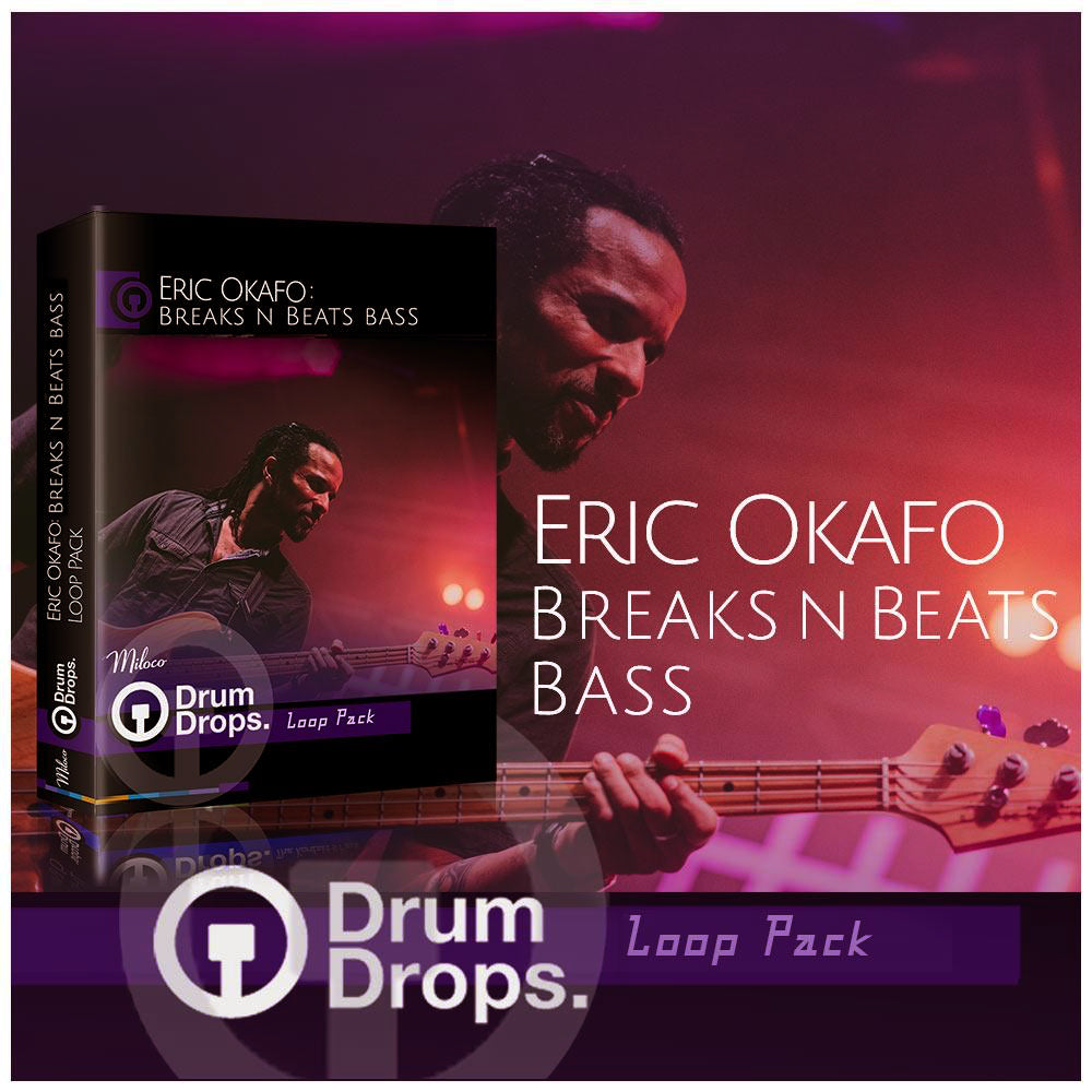 Eric OKafo Breaks N Beats Bass