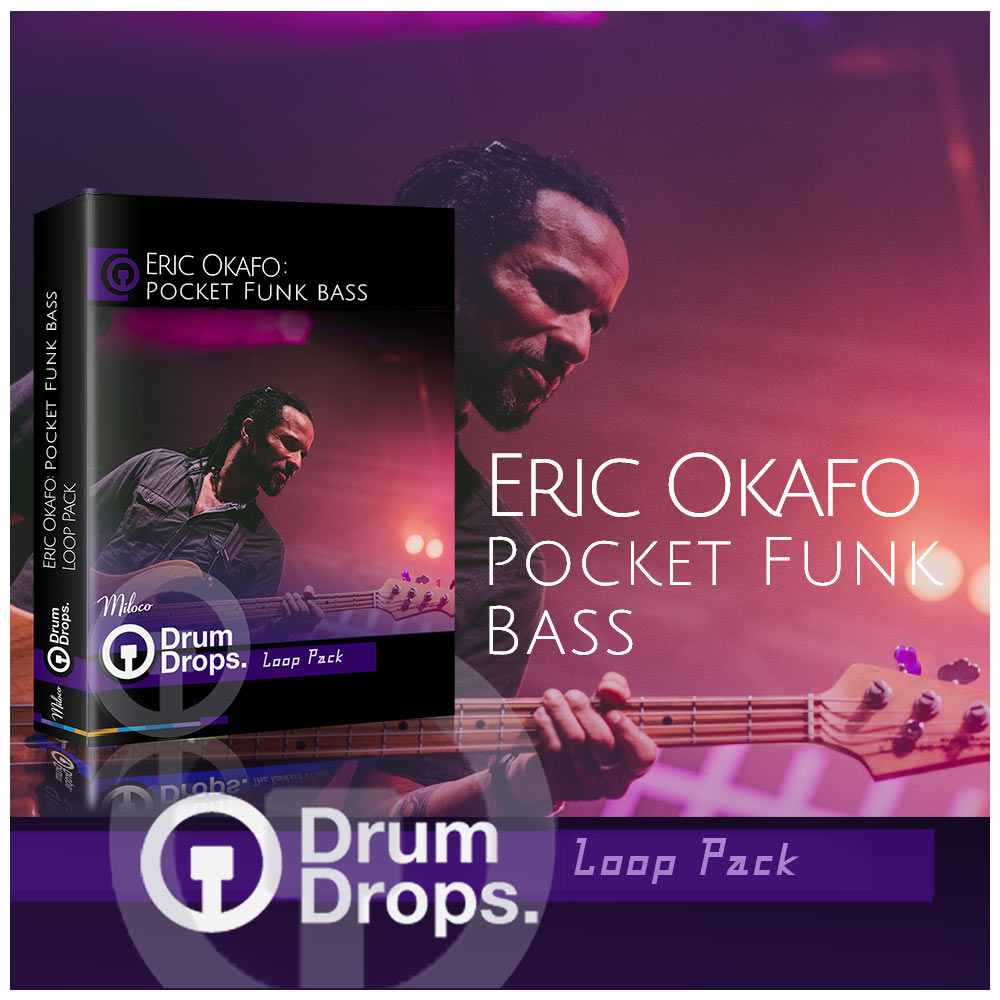Eric OKafo Pocket Funk Bass