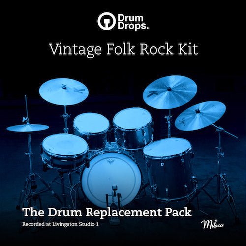 Vintage Folk Rock Kit