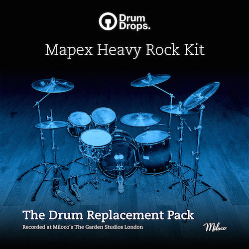 Mapex Heavy Rock Kit