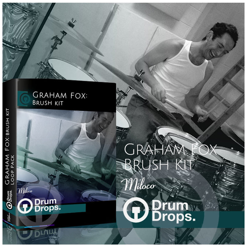 Graham Fox Brush Kit