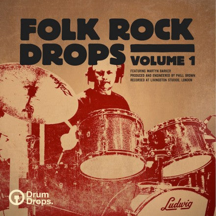 Folk Rock Drops Volume 1