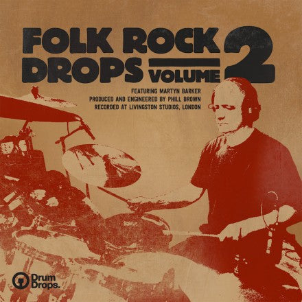 Folk Rock Drops Volume 2