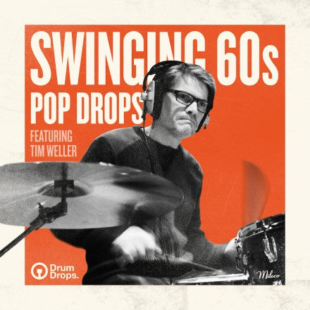 Swinging 60s Pop Drops