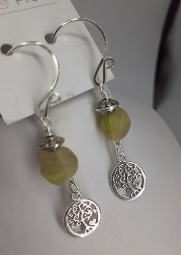 tree of life earrings . nice and pretty jewelry