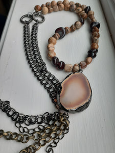 Natural Style Necklace