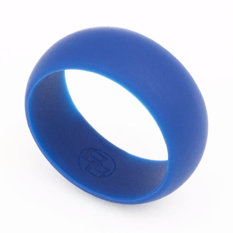 Patrol Blue Silicone Wedding Ring