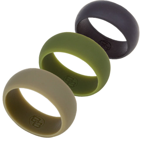 Multi Pack Silicone Wedding Ring