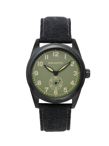 Szanto 1005 Field Watch Green/Charcoal