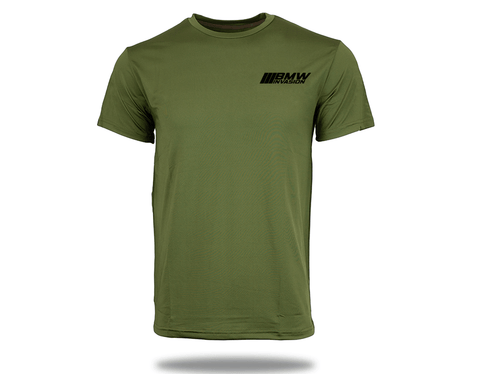 BMW Invasion Performance T-Shirt (Urban Green)