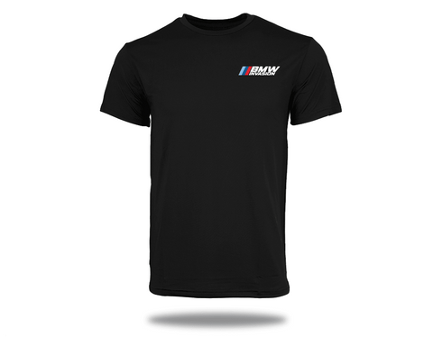 BMW Invasion Performance T-Shirt (Black)