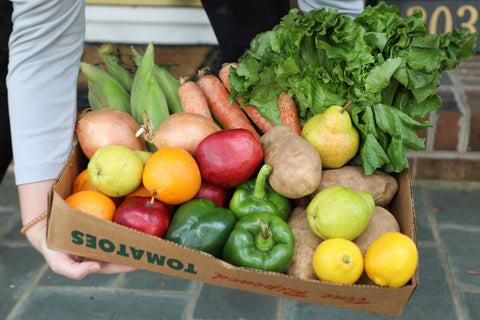 Produce Box Membership