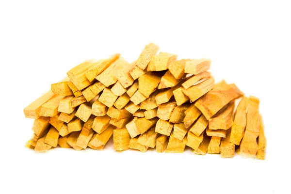 Palo Santo Incense 75 (sticks approx) 1 LB SIZE BAG (4+inches long)