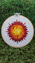 Load image into Gallery viewer, Sun and Moon Embroideries