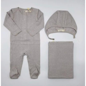 Fragile Glitter Take Me Home Set - GREY - 3M