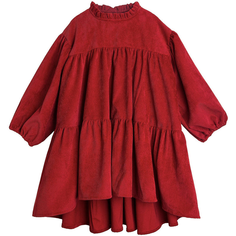 C`era Una Volta Flavia Dress - RED