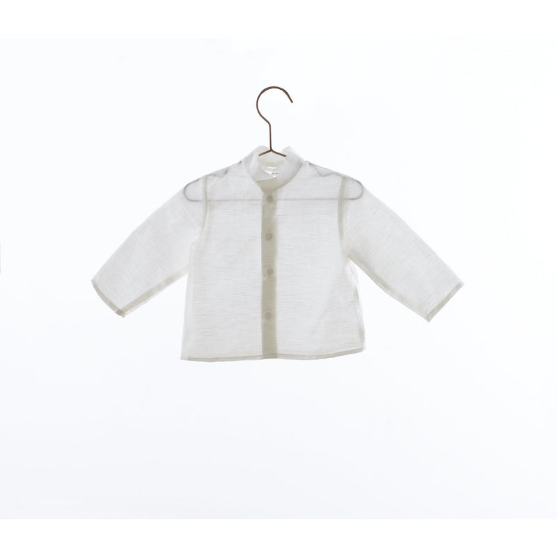 You & Me Summer White Shirt - WHITE