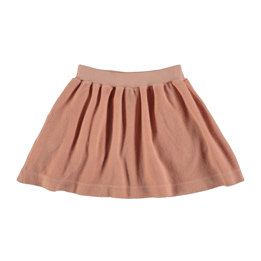 Bonmot Terry Sun Bed Bmt Skirt - Dusty Pink