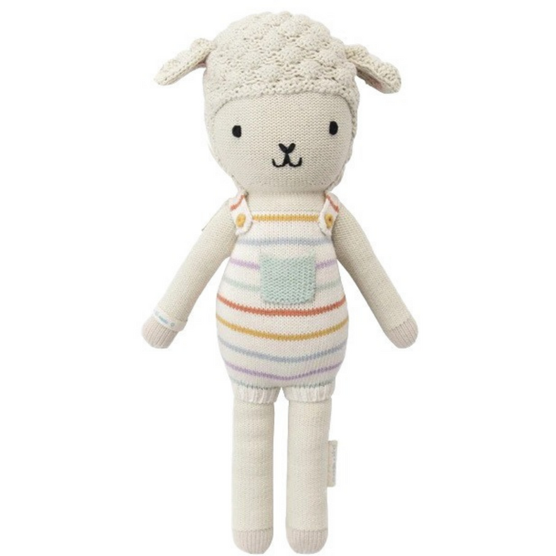 Cuddle + Kind Avery The Lamb - MULTI - 13""