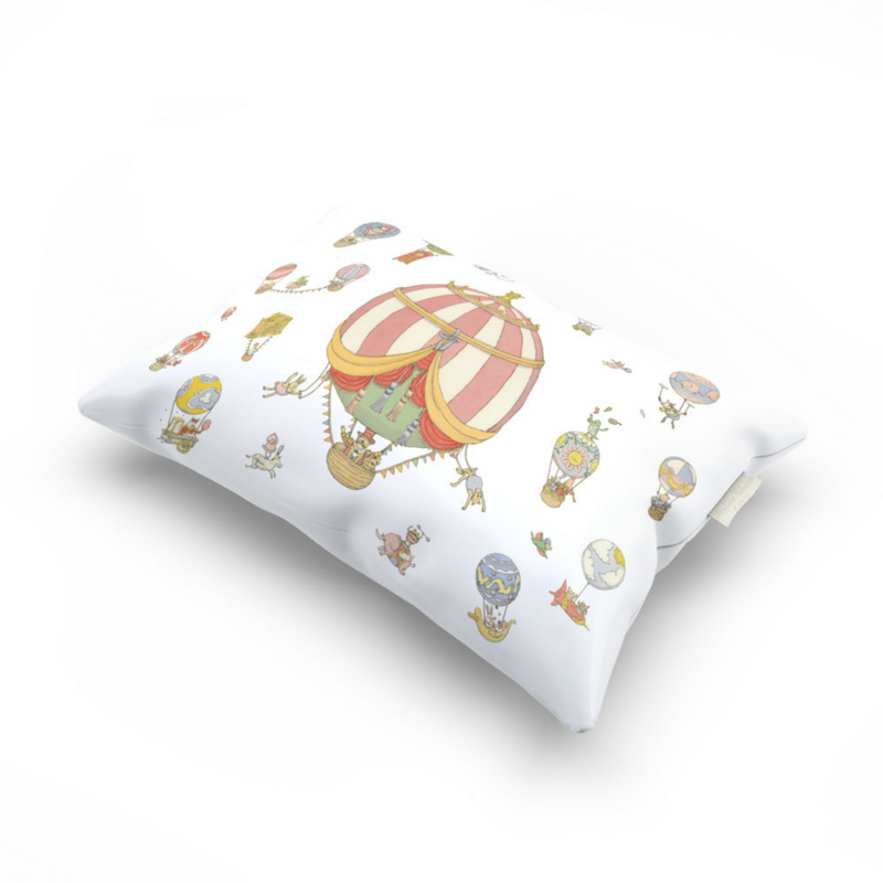 "Atelier Choux CIRCUS CUSHION - MULTI - 12"" X 16"""