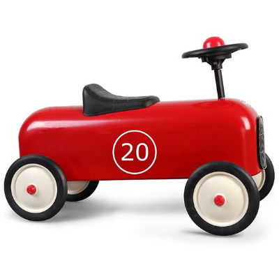 Baghera Ride-On Racer  - RED