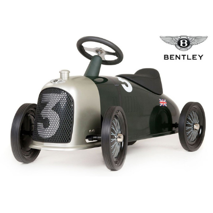 Baghera Ride-On Rider Heritage Bentley   - GREEN