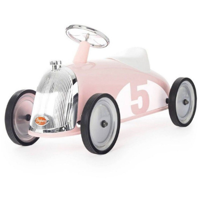 Baghera Ride-On Rider  - PETAL PINK
