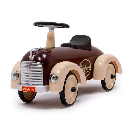 Baghera Ride-On Speedster  - CHOCOLATE