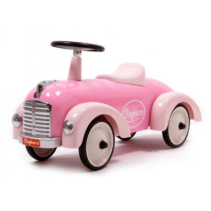 Baghera Ride-On Speedster  - PINK