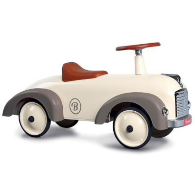 Baghera Ride-On Speedster  - SILK GREY