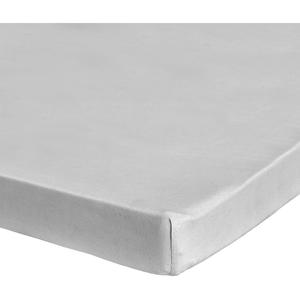 Ghi Imports Standard Crib Sheet Solid Colors - GREY - STANDARD 52X28
