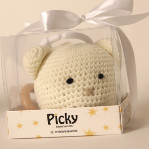 Picky Musical Lullaby Mobile - BEIGE - OS