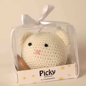 Picky Musical Lullaby Mobile - PINK - OS