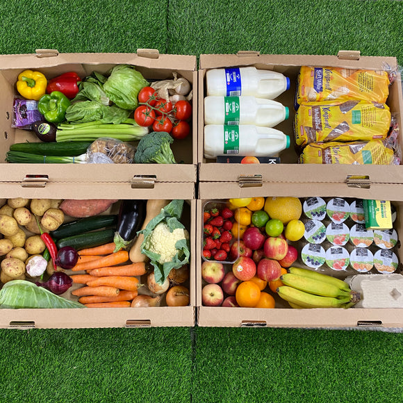 Large Produce Box